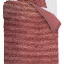 AHWM Dekbedovertrek Cosy Corduroy Pink 140x200/220 Beddengoed Katoen