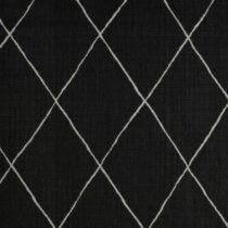 Buitenkleed Diamonds Zwart Tuin accessoires
