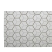 Buitenkleed Gretha Hexagon 160x230 Taupe Tuin accessoires