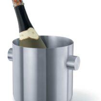 Champagnekoeler Contas Keukengerei  Zilver