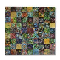Feelings Wanddeco Mosaic Glas Woon accessoires