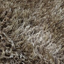 Karpet Love Shaggy taupe Moderne Karpetten Polyester Bruin