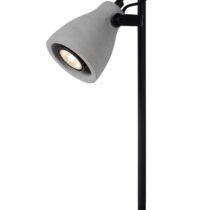 Lucide Bureaulamp Concri Zwart Verlichting Metaal