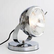 Tafellamp Headlight Tafellampen  Zilver